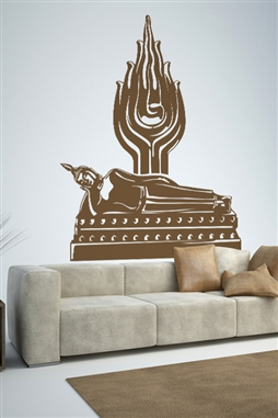 Wall Decals  - Tuesday Buddha