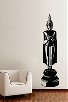Wall Decals  - Friday Buddha