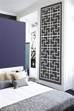 Shoji Screen Wall Decals