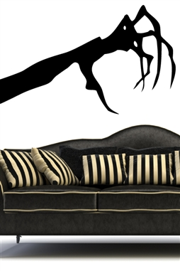Shadow Claw Wall Decals