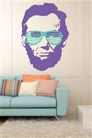 Babe Lincoln Wall Decals