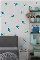 Bird Variety Wall Decals
