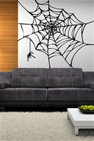 Wall Decals Spider Web