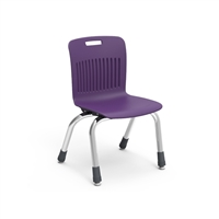 Virco Analogy Series Stacking Chairs - 12""