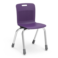 Virco Analogy Series Stacking Chairs - 14""