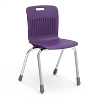 Virco Analogy Series Stacking Chairs - 16""