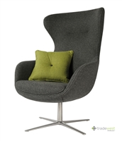 ILK Lounge Swivel 4-Star