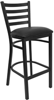 ENERGi - Metal Cafe/Bar Stools - Ladder Back