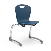 "ZUMA STACKING Cantilever Chairs - 13""H"