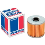 Oil Filter 07120107 Parts Unlimited