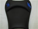 Hayabusa Custom Shaped Loglow Blue LED Lighted Front Seat!