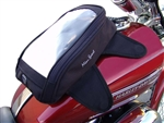 Gears Canada Mini Sport Magnetic Tank Bag w/Clear Map Pocket