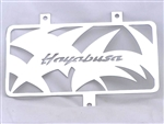 Chrome Hayabusa Slash Oil Cooler Cover