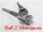 Hayabusa Chrome Stainless Steel Seat Bolts Thumbscrews
