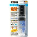 Devcon® 60 Sec. Inst-N® Epoxy, 21245, 25ml Syringe