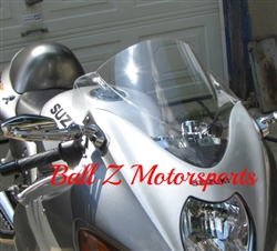 1999-2007 Hayabusa Clear Zero Gravity Dubble Bubble Windscreen