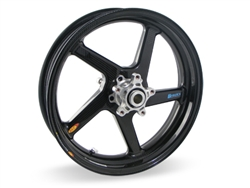 Brock's Performance Front Wheel 3.5 x 16 GSX-R1000 (05-08) Pro Street