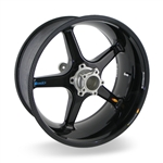 Brock's Performance Rear 8.5 x 18 BST Custom Wheel 5 Spoke Straight Busa (99-07)