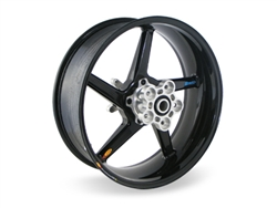 Brock's Performance Rear 6 x 17 S 1000 RR (2010) 5 Spoke Slanted