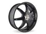 Brock's Performance Rear Wheel 6x17 Triumph Speed Triple 1050 (06-09) 7 Straight Spoke