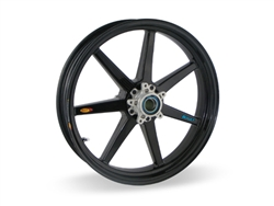 Brock's Performance Front Wheel 3.5x17 Triumph Speed Triple (08-09) 7 Straight Spoke