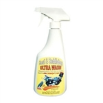 Saddlemen Seat & Saddlebag Wash 16 Ounces