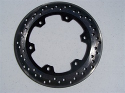 Galfer Wave Rear Brake Rotor