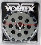 Hayabusa Vortex 17 Tooth 530 Pitch Vortex Front Sprocket