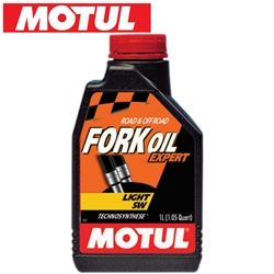 Motul Lubricants light Expert Fork Oil 5w