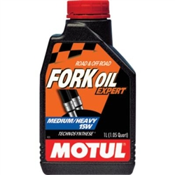 Motul Lubricants Medium/Heavy Expert Fork Oil 15w