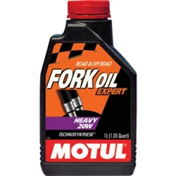 Motul Lubricants Heavy Expert Fork Oil