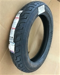 Dunlop K177F 120/90-18 65H Black Wall OEM Replacment Front Tire (4061-36)