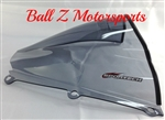 2007-2008 GSXR 1000 Sportech Smoke Tint V-Flow Raised Racing Windscreen