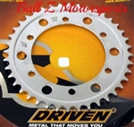 99-07 Hayabusa TL1000 Chrome Driven Steel 40 th tooth Rear Sprocket