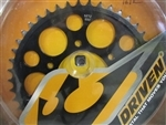 Black Steel 43 th tooth Rear Sprocket for RC Component Wheels