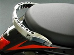 Chrome Hayabusa Grab Bar