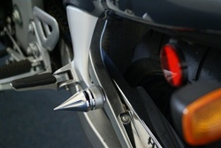 Spike Exhaust Mount Cap/Peg Plug
