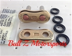 530Z/3D/G-MLJ EK Gold Rivet Masterlink for (3D) Z  530 Pitch Motorcycle Chains