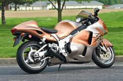 Brock's Performance Performance Package Busa (2001) Black System