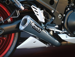 Brock's Performance Performance Package ZX-14 (06-11) Polished System