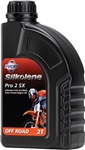 Silkolene PRO 2 SX Full Synthetic 2-Stroke Off-Road Racing Engine Oil 2T FUCHS