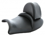Custom Hayabusa Front Drag Racing Seat w/Removeable Zippered Hump Pad