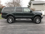 2003 Ford Limited Diesel Excursion Lifted 4x4 35's On 20's Bulletproofed w/Many Upgrades!!