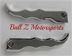 Chrome Hayabusa GSXR Rear Foot Pegs