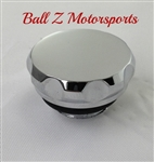 Suzuki Chrome Ball Cut Oil Filler Cap