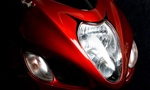 Black Hayabusa Headlight TrimAdds That Final Touch To Your Front End!