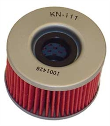 KN-111 Kawasaki High Performance Oil Filter
