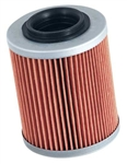 K&N KN-152 Powersports High Performance Oil Filter