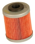 K&N KN-157 Powersports High Performance Oil Filter