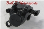 08-13 Hayabusa Black Powder Coated OEM/Stock Complete Rear Brake Caliper